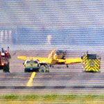 RT @globalnewsto: UPDATED: http://t.co/CZv2jGAVae CNE air show plane skids off runway at Pearson http://t.co/MH6du9lENS