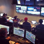 #ControlRoom is ready for the first event of the year! #BearDown #GoCats #AZvsUNLV #behindthescenes http://t.co/3QmJZ2iezk