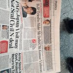 Dirty tricks of BJP again exposed . Offered Kumar Vishwas to break AAP and Be CM . http://t.co/gHPBJ0Ti35