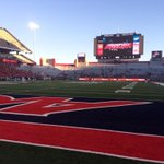 Getting closer. @ArizonaFBall http://t.co/9l5znQQKJ2