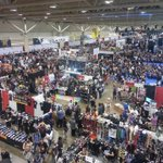 Awesome pic of #FanExpoCan show floor today via @isopper. ...and its only Friday! http://t.co/UNcPMG97ce