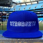 """The creators of """"Stroronto"""" @AmodeoMike and @_rallycap giving Marcus Stroman original gifts today: #BlueJays http://t.co/8eByyuF9GI"""