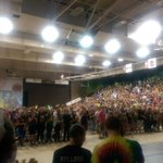 RT @UMDBulldogs: The #BulldogCountry pep rally is rocking! #welcomestudents http://t.co/QaqA9UIRxb