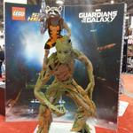 RT @dh_editorial: I am Lego Groot. #FanExpoCan http://t.co/qu6ChuE99Y