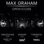 RT @TranceFamilyTO: Mark your Calendars ✏️????. @MaxGraham returns for an #opentoclose set October 3rd! ????#Ozmozis #TranceFamily #Toronto http://t.co/yltitZKBpB