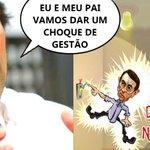 RT @revistapessima: Charge: já começou o choque empresarial dos Lobão. http://t.co/1O5gDhbE94
