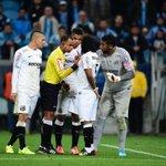 RT @RdGaucha: RACISMO NA ARENA Árbitro de Grêmio x Santos faz adendo à súmula e inclui atos de racismo Leia: http://t.co/ry0TW1aHuT http://t.co/iE4RRZ9Txg