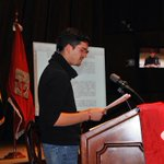 c. @diego_vintimill expone sobre la problemática de las drogas en el #Ecuador. #AlegreRebeldía #JCE85 http://t.co/e0YjLMwBt0