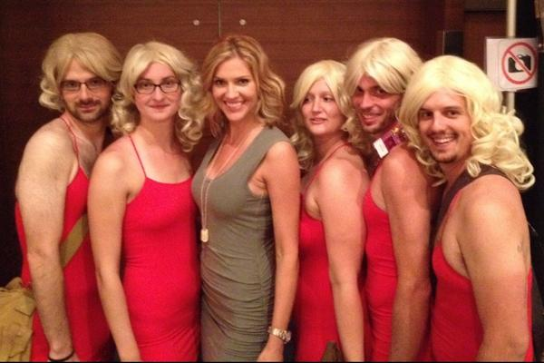 Met a bunch of cool Sixes!! #DragonCon http://t.co/YMYSM4gZwv