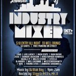 #ATL (9/21) @Schweinbeck #IndustryMixer (#BET edition) at @RoyalPeacockATL Hosted by @MRVsaid & music by @DJBlakBoy http://t.co/vaOWfSaCqT