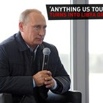 """""""@RT_com: 'Anything US touches turns into Libya or Iraq': Top Putin quotes at youth forum http://t.co/rA0sI4Zw0B http://t.co/Y2KyBDCReC"""""""