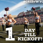 RT @UMGRIZZLIES: Follow @UMGRIZZLIES_FB for LIVE Tweets from the #GRIZvWYO game, and also use #GRIZvWYO to share pics from #GrizNation http://t.co/giAp1YEX1k