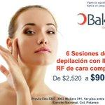"""RT @CirculoVivo: """"@BakimBC: Conoce lo último en #depilación #facial en 6 sesiones!! Estamos en Polanco #CDMX http://t.co/wbd47bo0kb"""""""