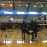RT @NCCUVolleyball: Twenty minutes until #NCCU volleyball kicks off their 2014 season against Campbell! http://t.co/zidk0s0MtQ