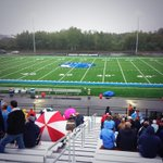 75 minutes before kickoff. Rain. Fog. But still, people are in their seats. Well done you, @SHS_Spartan_FB http://t.co/pY9XCDO1u8