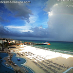 RT @webcamsdemexico: El hermoso arcoiris de esta tarde en #PlayadelCarmen #QuintanaRoo http://t.co/1uu2Ntfqfh