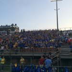 RT @dchrisFM: Yellow Jacket students out in full force tonight at Bob Jones Stadium. http://t.co/T8On8AtTST