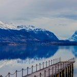#puq La foto del día @prensaantartica es parte de la belleza de la Patagonia en @puerto_natales ¡Buen fin de semana! http://t.co/Lt8Y2RWhk4