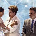 URGENTE:Marina Silva e Dilma Rousseff empatam com 34% das intenções de voto, aponta Datafolha; http://t.co/VMrHf81bY2 http://t.co/JFaJO1Hxsg