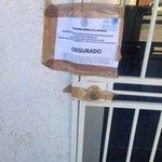 ACatea @PGR_mx oficinas de mina en Sonora tras derrame en río; se colocaron sellos oficiales http://t.co/TsLzLcAMA6