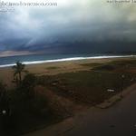 RT @webcamsdemexico: ¿Shelf cloud? #PuertoEscondido #Oaxaca hace un momento. ¡Qué tal! http://t.co/dpWvU57Oi0