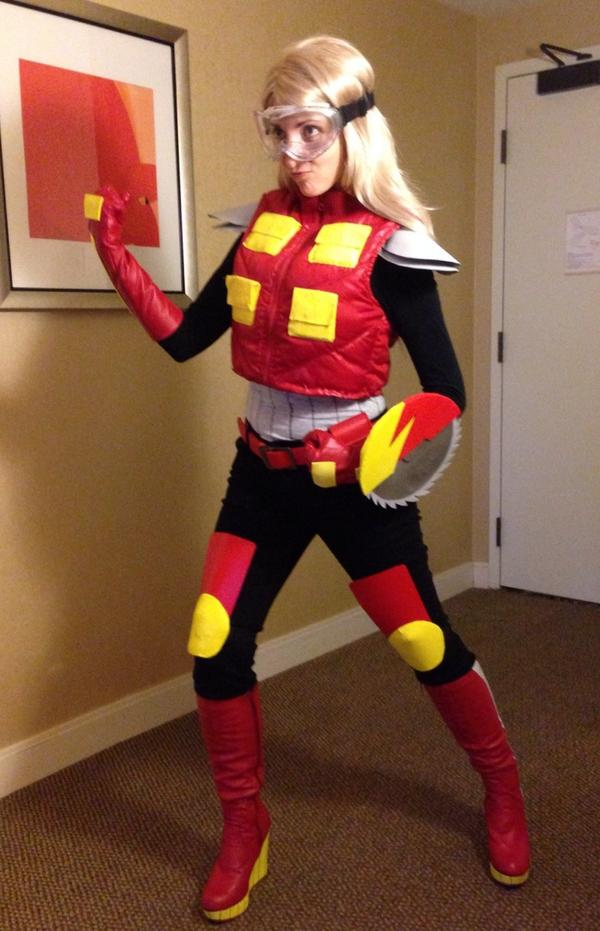 I really Britta'd this costume. #dragoncon @nbccommunity @danharmon @gillianjacobs http://t.co/VeusvQ7vrt