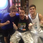 RT @STRAWBERRYradio: Learning their vine secrets! #JackAndJack in #SanFrancisco and stopped to hang! http://t.co/Tbe9VmTbRM