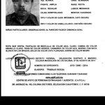 RT @hllerena: Alerta. RT por favor https://t.co/pE4U7EAqQV vía @LOMMX #AlertaPlateada