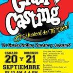 RT @MusicalTgz: #CastingMusicalTGZ #TuxtlaGutierrez #Tuxtla #Chiapas @anunciatevos http://t.co/0pYlFSZb07
