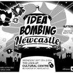 Check out our poster for Idea Bombing Newcastle: After Dark! @NewcastleNOW1 @newcastleherald @John_OCal http://t.co/yPAdNlnlJX
