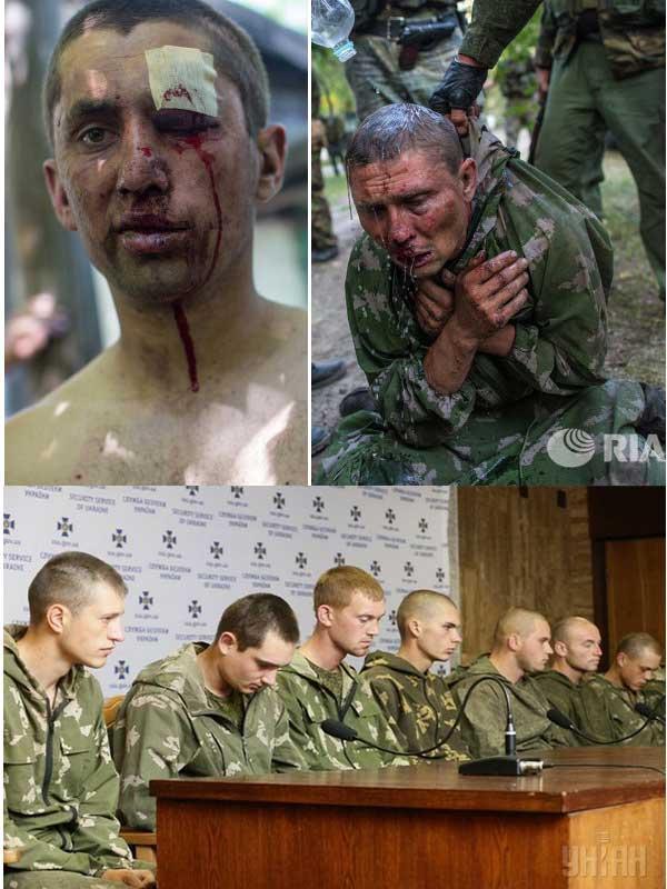Правозащитники из Amnesty International и Human Rights Watch обвинили обе стороны конфликта на Донбассе в пытках - Цензор.НЕТ 2301