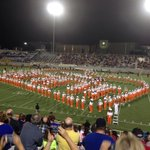 RT @BeAnOSUCowboy: The OSU Marching Band was tonights halftime show at the Plano East vs. Lake Highlands football game! #GoPokes http://t.co/DaXQOFhlmH