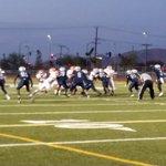 2nd quarter begins at Apple Valley @ Silverado #HDFootball http://t.co/0xpg9pV0sh
