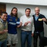 El compromiso del equipo, el compromiso de la ciudad. #soyelCuenca no te quedes sin tu tarjeta, sin dar tu apoyo http://t.co/DWv7vcq3L9