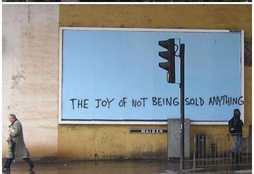 The Joy of Not Being Sold Anything (London) via @RenZelen @EmilyMandel http://t.co/qzOxtEO8Y2
