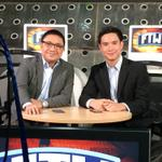 RT @FTWSports: Hey, hey! @micohalili and @charlestiu are LIVE pregame for Philippines vs Croatia. #Gilas http://t.co/GzRN2ruRdQ