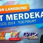 RT @PPUMOnline: Jangan lupa saksikan & hayati Amanat #Merdeka57 YAB DS @NajibRazak malam ini di @RTM_Malaysia ! @Khairykj http://t.co/GyLPMUPRx2