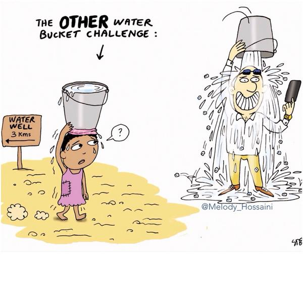 Interesting perspective- tragic reality for many. #Water- one of the most valuable + most basic human need  @wateraid http://t.co/unWPz6USCM