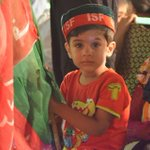 RT @diyarahman99: Youngest ISF tiger Eissa (My Nephew)studied in Montessori #GoNawazGo #AzadiSquare http://t.co/wWCsQ3GA5b