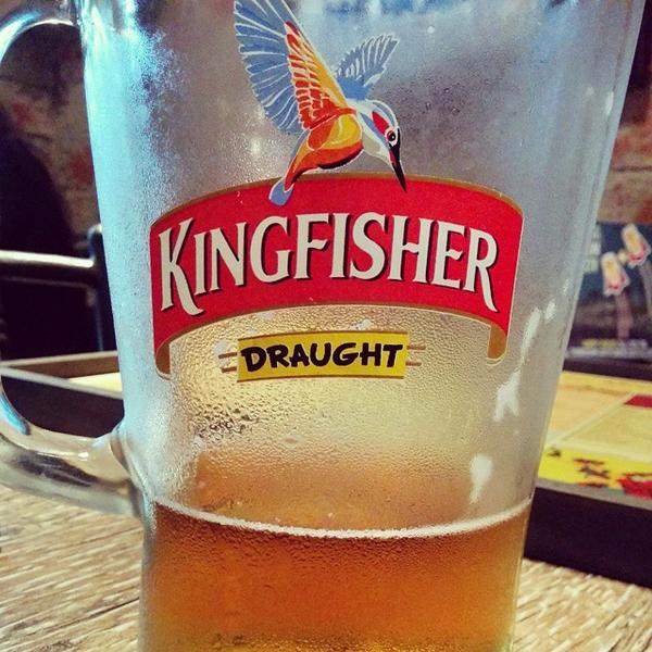 Not a weekend without our favorite beverage. @kingfisherworld #twitter http://t.co/Clx3yNEtIx