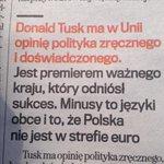 Trzymam kciuki za @premiertusk. Tak jak analogicznie kibicowałbym każdemu Polakowi. Języka można się szybko nauczyć. http://t.co/EPwJ2dsqOM