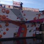 RT @dwsexeter: DWS 2014 has kicked off with the U16 climbers! #dwsexeter http://t.co/AgVsy5msAv