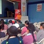 Inicia I Módulo de la Escuela de Líderes y Lideresas en el cantón Saraguro. @JuanPabloPozoB @dagonzalezp @Zona4CNE http://t.co/l74tEX0WP7