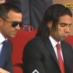 Jorge Mendes est à #Monaco avec #Falcao ... pour linstant ? Pourquoi il fait la moue; Radamel ? ;) http://t.co/mfw3rlUDZU