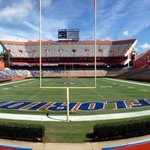 RT @GatorZoneFB: It is a beautiful day right now in The Swamp! #UFvsIDA http://t.co/Ky3H6WjBY6