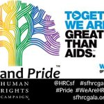 RT @HRCsf: SUNDAY! Get your free #SpeakOutHIV giveaways at @HRCsf #OaklandPride booth: http://t.co/BeqC0OSRLk @GreaterThanAIDS http://t.co/UMGlhHs3qX