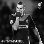 """Agger: """"I thank the #LFC fans for the incredible backing they've given me in my time here."""" #YNWADaniel http://t.co/dKWkPmvtdL"""