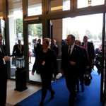 RT @EPP: .@premiertusk is the first one to arrive for todays Summit. #eutopjobs #euco http://t.co/7V1DJI9wRi