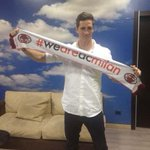 .@Torres just landed in Milano! #WelcomeTorres #weareacmilan http://t.co/UgUvV2jYsT