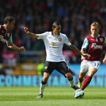 RT @premierleague: PHOTO Angel di Maria gets involved in the early stages at Turf Moor. Its Burnley 0-0 Man Utd (18 mins) #BURMUN http://t.co/a8eEM649CL